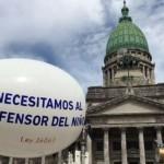 """El Congreso elegirá al """"Defensor del Niño"""""""