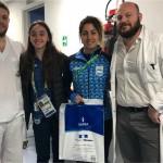 Un hospital olímpico: Atletas de 50 países que participaron de los JJ.OO. se atendieron en el Sanatorio Méndez