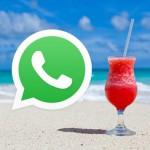 """""""Modo vacaciones"""", una de las nuevas prestaciones de la próxima versión de WhatsApp"""