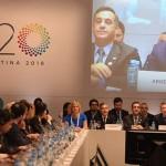 G20: La agenda completa del evento que paralizará al país