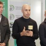 Por los disturbios durante el superclásico, Santilli reemplazará a Ocampo en la cartera de seguridad