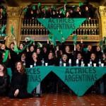 Actrices Argentinas de todo el país se reúnen para denunciar una violación y abusos