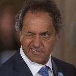 """Scioli: """"El gobierno de Macri deja una gran deuda y un retroceso en el nivel de vida"""""""