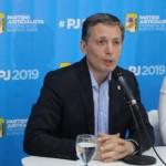 Fernando Gray asumió como presidente del PJ Bonaerense