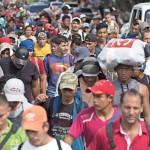 """Una nueva Caravana Migrante parte de Honduras: """"No queremos morir"""""""