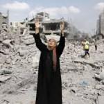 Israel bombardea la Franja de Gaza tras recibir el misil con mayor alcance desde 2014