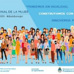 El Gobierno difundió otra imagen discriminatoria en un mail por el Día de la Mujer