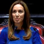 """Vidal en inicio legislativo: """"Quiero pedirle perdón a los docentes si sienten que nos equivocamos"""""""