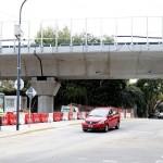 Ciudad sin barreras: por los viaductos, eliminaron 19 y sacarán 8 más en los próximos meses