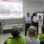 Lanús: Néstor Grindetti presentó el Plan de Salud 2019