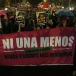 Ni Una Menos: Miles de mujeres se movilizaron en todo el país