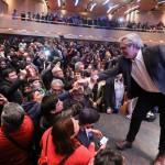 """Alberto Fernández: """"Si lo que hace Axel Kicillof es marxismo, yo debo ser marxista"""""""
