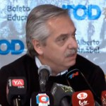 """Alberto Fernández: """"Lo único que produjo Macri son 5 millones de pobres"""""""