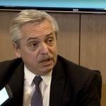 """Alberto Fernández: """"Hay que ayudarlo al Presidente en esta transición que a él también le preocupa"""" """""""