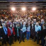 Con el apoyo de más de 8000 científicos, Alberto F. prometió recuperar el ministerio de Ciencia