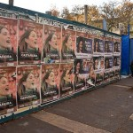 Los partidos políticos estuvieron más limpios con su propaganda en las calles