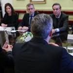 Macri convocó a otra reunión en Olivos a Rodríguez Larreta, Pichetto, Vidal, Marcos Peña y Frigerio