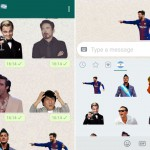 Mirá cómo crear tus propios stickers de WhatsApp