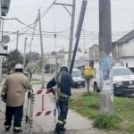 La Matanza: Por falta de pago les cortaron la luz a los bomberos de Virrey del Pino