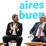 Lammes y Marziotta relanzan la campaña  política en la ciudad