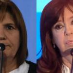 """Patricia Bullrich defendió a Mauricio Macri: """"La machirula es Cristina Kirchner"""""""