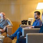 Larreta convoca a la oposición: se reunió con Tombolini y va por Lammens
