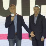 """Tras asumir la derrota, Macri prometió una """"transición ordenada"""""""
