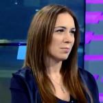 """Vidal dijo que Fernández """"cruzó un límite"""" al criticar al padre de Macri"""