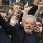 """El mensaje de Lula a Alberto Fernández tras su liberación: """"Puedes contar conmigo para lo que necesites"""""""