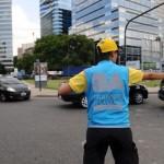 La Justicia porteña prohibió desvincular a los agentes de tránsito precarizados