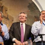 Alberto prometió a la CGT que serán parte del gobierno y ya se habla de la doble indemnización