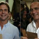 El balotaje del domingo 24:  Luis Lacalle Pou dice que ya piensa en el día siguiente de la elección en Uruguay