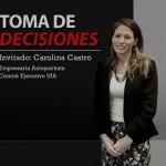 """Carolina Castro: """"La cuarta revolución industrial borra las diferencias entre sectores"""""""