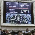 La ley de alquileres tiene media sanción de diputados