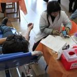 Jornada de donación de sangre para los chicos del Garrahan en la Legislatura porteña
