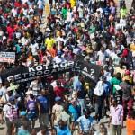 Haití: Un muerto y varios heridos en protestas para exigir salida del presidente