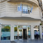 El Banco Ciudad inaugura sucursal en Santa Fe y Pellegrini