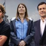 Recalde, Lousteau y Tagliaferri juraron como senadores por la Ciudad de Buenos Aires