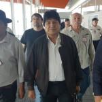 Evo Morales está en la Argentina: vivirá en el país como asilado político
