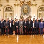 Larreta, en el encuentro de Alberto Fernández con gobernadores para suspender el Pacto Fiscal