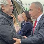 Alberto Fernández llegó a Israel para honrar a las víctimas del Holocausto y dialogar con Netanyahu, Putin y Macron