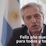 """En su mensaje por el fin de año, Alberto Fernández destacó sus primeras medidas y pidió """"construir la Argentina que soñamos"""""""