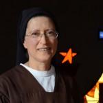 "Religiosa Mónica Astorga: "" Jesús no discrimina a nadie"""