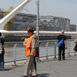 La Policía de la Ciudad reemplazará a la Prefectura en el control de Puerto Madero