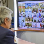 Cumbre del G20: Alberto Fernández impulsa un Fondo Mundial de Emergencia Humanitaria