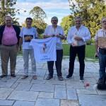 Alberto Fernández recibió al Grupo de Curas en Opción por los Pobres, quienes pusieron a disposición sus parroquias