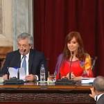 Punto por punto, el discurso de Alberto Fernández  en la apertura de Sesiones  Legislativas
