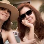 Cristina regresa al país con su hija Florencia y se aislará 14 días