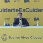 """""""Quienes no cumplan con el aislamiento obligatorio van a ser detenidos"""", advirtió el gobierno porteño"""