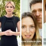 El video de Fabiola Yáñez junto a varios famosos: piden responsabilidad, compromiso y la voluntad de todos ante la pandemia del coronavirus